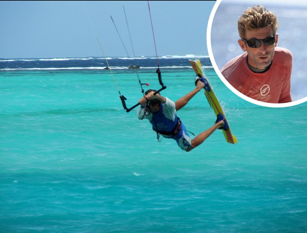 Partez pour une croisière voile et kitesurf aux Grenadines à bord d'un superbe catamaran