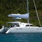 Catamaran a saint vincent des grenadines