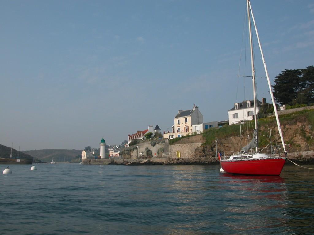 Belle Ile, les Glenan ou Groix en voilier avec skipper