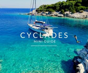 Conseils pratiques pour partir dans les Cyclades