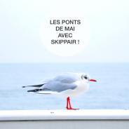 Partir en mai : idée pont de mai en croisière voilier