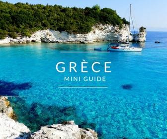 Conseils pratiques pour partir en Grèce