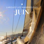 Croisière juin : embarquez avec Skippair !