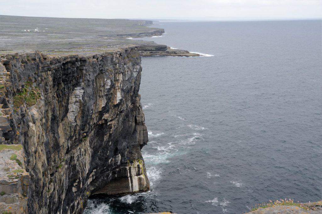 L'île d'Aran, en Irlande - Skippair