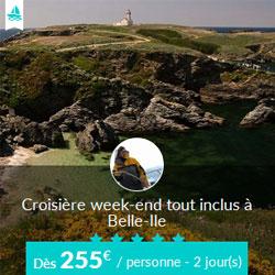 Miniature de l'offre de croisière Skippair avec Jean à Belle-Ile-en-Mer