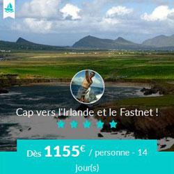Miniature de l'offre de croisière Skippair avec Pascal en Irlande