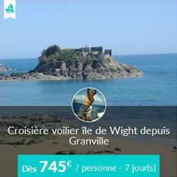 Miniature de l'offre de croisière Skippair avec Pascal à l'île de Wight