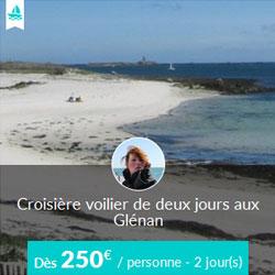Miniature de l'offre de croisière deux jours Skippair avec Julie aux Glénan