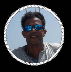 Alain, skipper professionnel aux Antilles