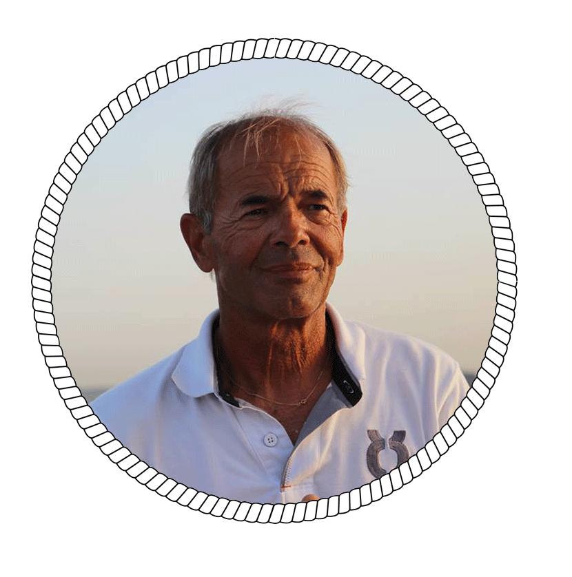Lionel, skipper professionnel sur la Côte d'Azur