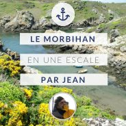 Une escale dans le Morbihan avec Jean, skipper pro